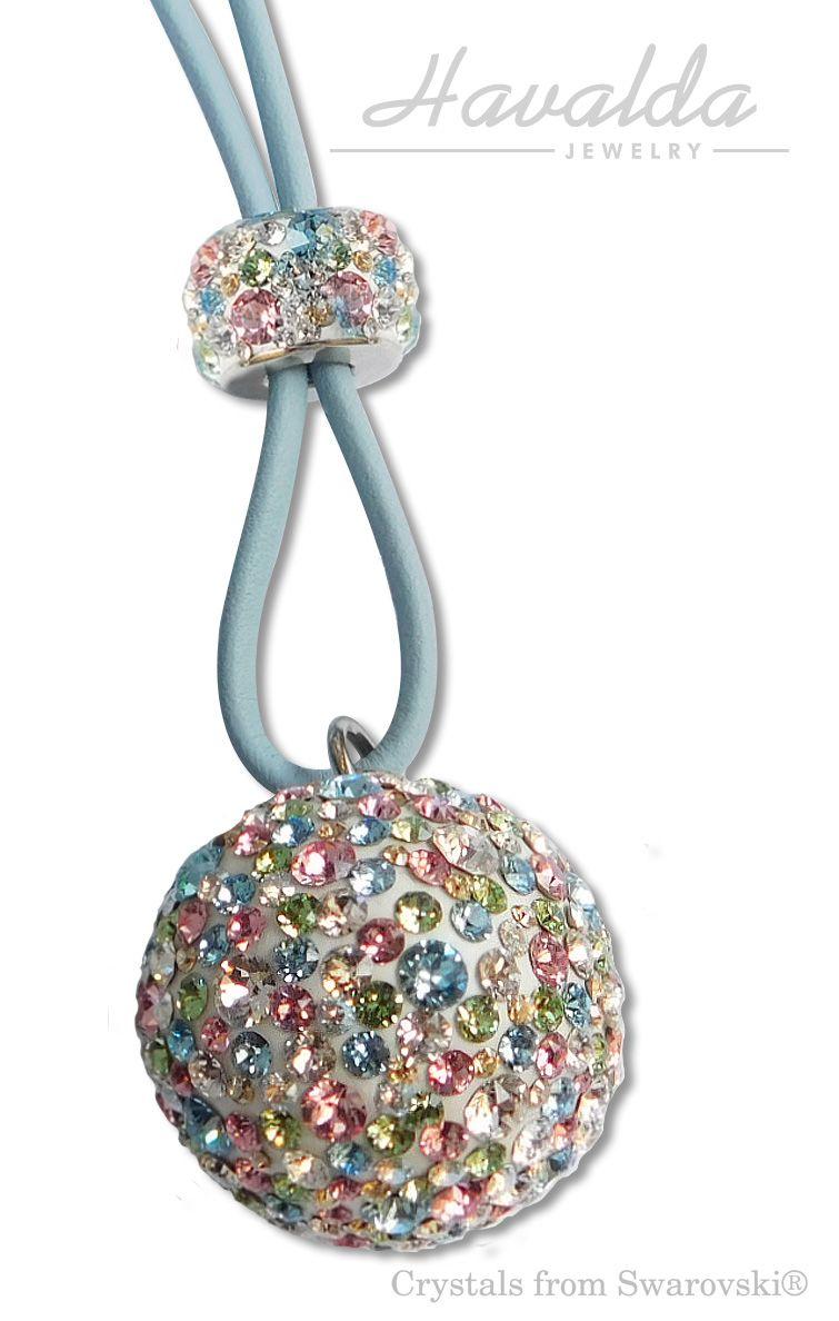 Swarovski kristály gömb